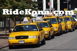 Kona Taxi