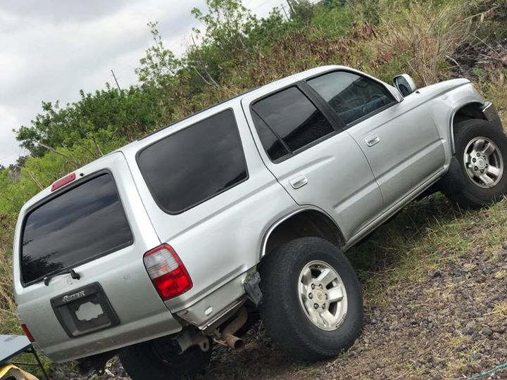 Toyota Four Runner