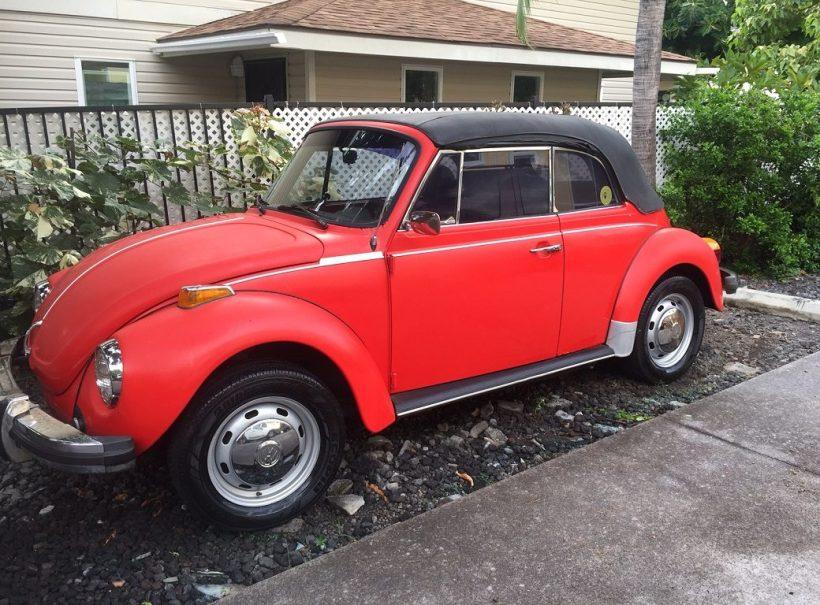 78 Volkswagen Bug