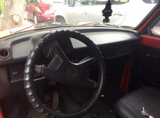 78 VW Dash
