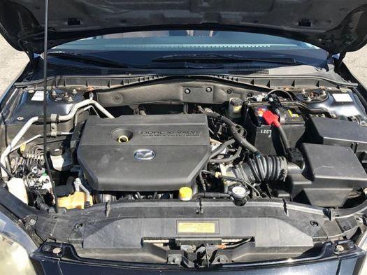 engine mazda 6