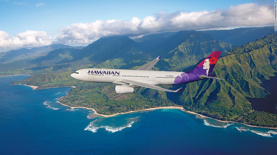 hawaiian air