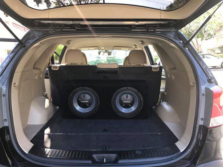 kia sorento back hatch