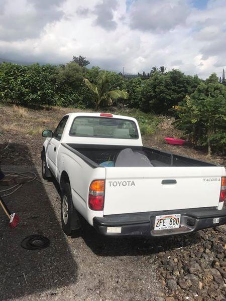Toyota Rear