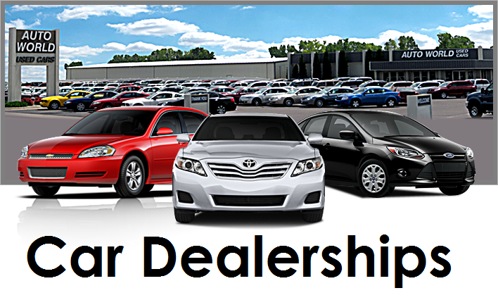 used car dealerships