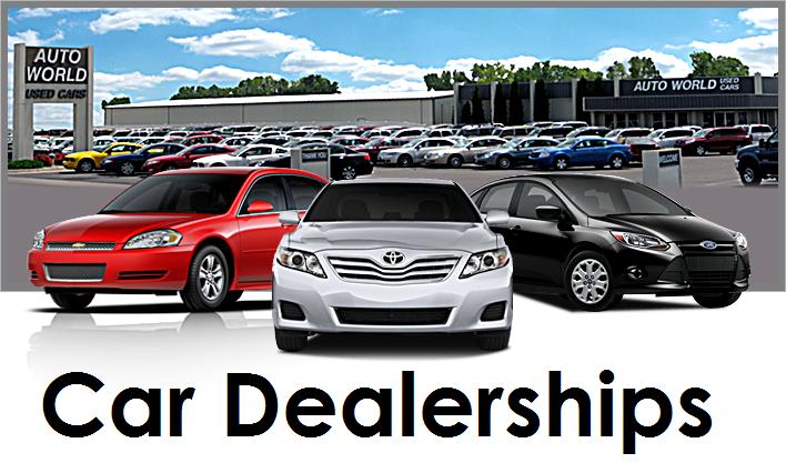 used car dealerships